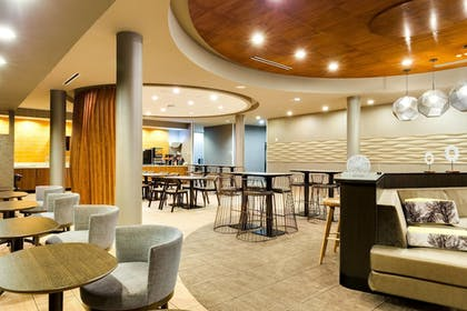 Lobby | SpringHill Suites by Marriott McAllen Convention Center