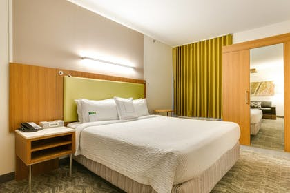 Guestroom | SpringHill Suites by Marriott McAllen Convention Center
