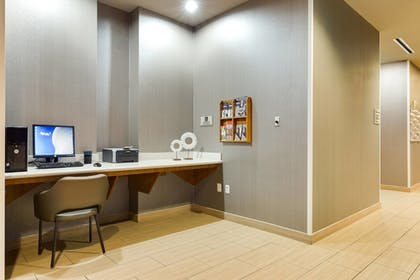 Business Center | SpringHill Suites by Marriott McAllen Convention Center