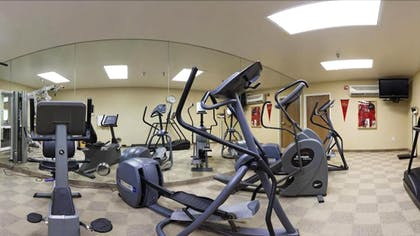 Fitness Facility | Holiday Inn Express and Suites Henderson