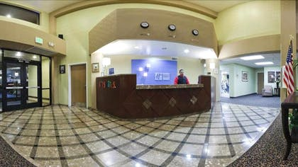 Interior Entrance | Holiday Inn Express and Suites Henderson