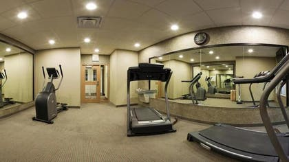 Gym | Holiday Inn Express Hotel & Suites Hamburg