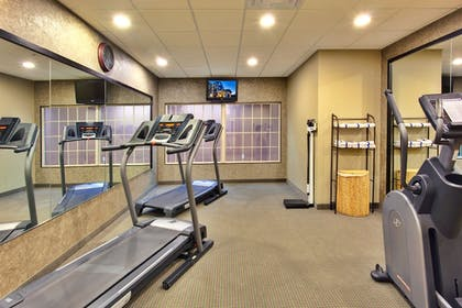 Fitness Facility | Holiday Inn Express Hotel & Suites Hamburg