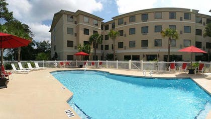 Outdoor Pool | Best Western Plus Valdosta Hotel & Suites