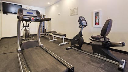 Fitness Facility | Best Western Palace Inn & Suites