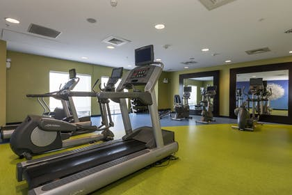 Sports Facility | SpringHill Suites by Marriott Charlotte Ballantyne