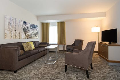 Guestroom | SpringHill Suites by Marriott Charlotte Ballantyne
