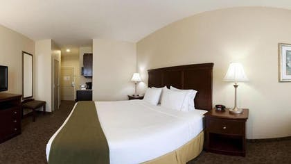 In-Room Kitchen | Holiday Inn Express & Suites Cedar Hill