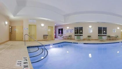 Indoor Pool   Holiday Inn Express Hotel & Suites Spartanburg-North