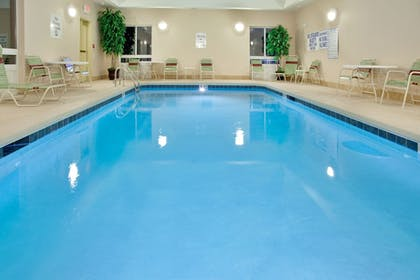 Pool   Holiday Inn Express Hotel & Suites Spartanburg-North