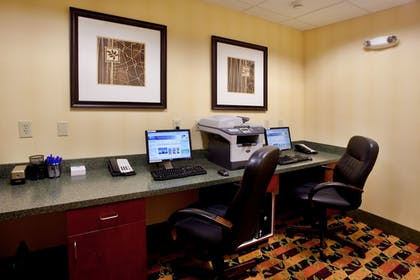 Business Center   Holiday Inn Express Hotel & Suites Spartanburg-North