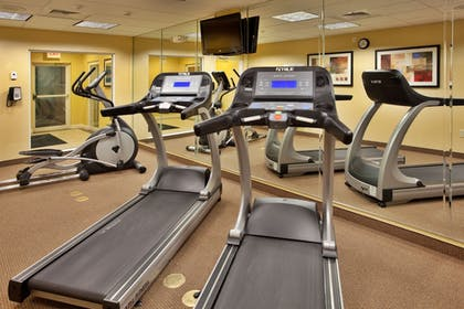 Fitness Facility   Holiday Inn Express Hotel & Suites Spartanburg-North