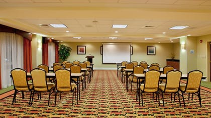Meeting Facility   Holiday Inn Express Hotel & Suites Spartanburg-North