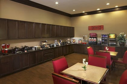 Buffet | TownePlace Suites by Marriott Houston Intercontinental Arpt