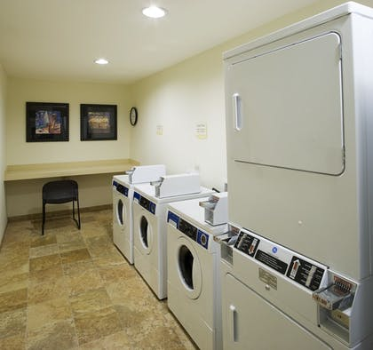 Laundry Room | TownePlace Suites by Marriott Houston Intercontinental Arpt