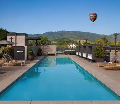 Outdoor Pool | Bardessono