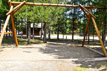 Childrens Play Area - Outdoor | Sawtelle Mountain Resort