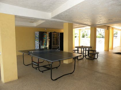 Sports Facility | Pelican Pointe Hotel by Sunsational Beach Rentals LLC