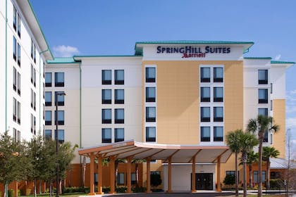 Exterior | SpringHill Suites by Marriott Orlando at SeaWorld