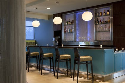 Hotel Bar | SpringHill Suites by Marriott Orlando at SeaWorld
