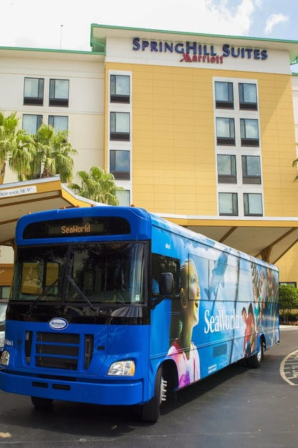 Property Grounds | SpringHill Suites by Marriott Orlando at SeaWorld