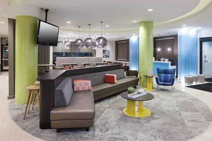 Lobby | SpringHill Suites by Marriott Orlando at SeaWorld