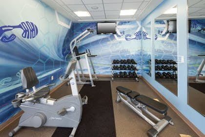 Gym | SpringHill Suites by Marriott Orlando at SeaWorld