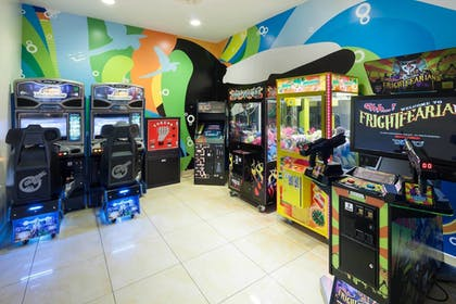 Game Room | SpringHill Suites by Marriott Orlando at SeaWorld