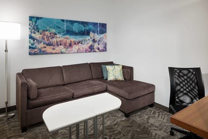 Guestroom | SpringHill Suites by Marriott Orlando at SeaWorld