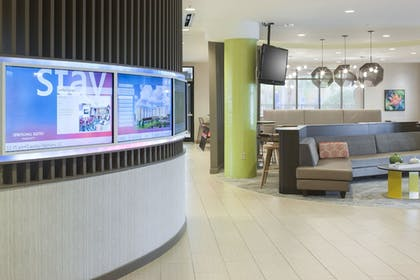 Lobby Sitting Area | SpringHill Suites by Marriott Orlando at SeaWorld