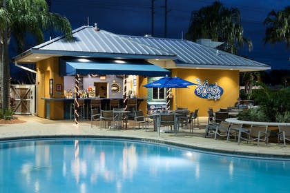 Outdoor Pool | SpringHill Suites by Marriott Orlando at SeaWorld