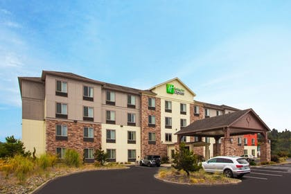 Exterior | Holiday Inn Express Hotel & Suites NEWPORT