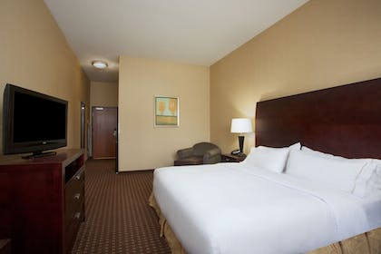 Guestroom | Holiday Inn Express Hotel & Suites NEWPORT