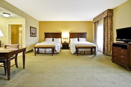 Guestroom | Hampton Inn & Suites North Charleston-University Blvd