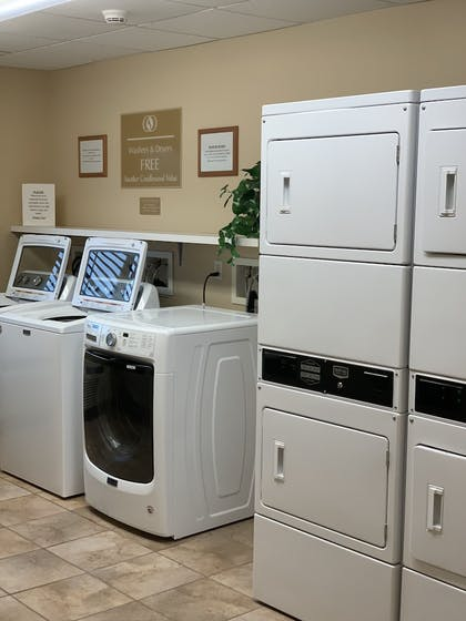 Laundry | Candlewood Suites Bellevue