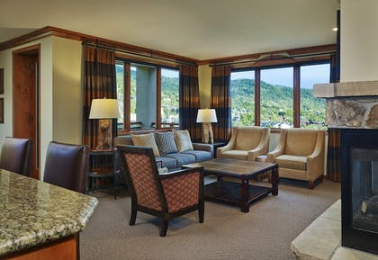 | Villa, 3 Bedrooms, Fireplace | Sheraton Steamboat Resort Villas
