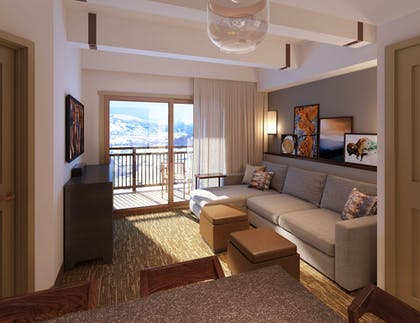 | Villa, 2 Bedrooms, Tower | Sheraton Steamboat Resort Villas