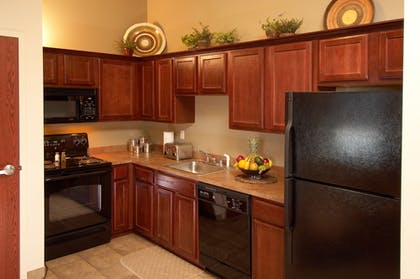 In-Room Kitchen | South Walton Suites