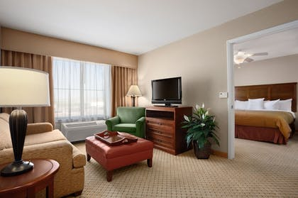 | 1 King Bed 1 Bedroom Suite | Homewood Suites by Hilton Yuma