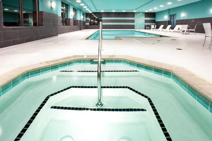 Indoor Spa Tub | Holiday Inn Express Hotel & Suites Norfolk Airport