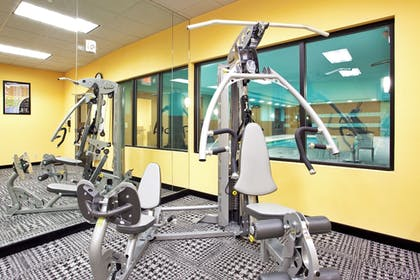 Fitness Facility | Holiday Inn Express Hotel & Suites Norfolk Airport