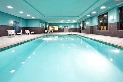Pool | Holiday Inn Express Hotel & Suites Norfolk Airport