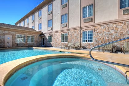 Pool | Holiday Inn Express Hotel & Suites Pecos