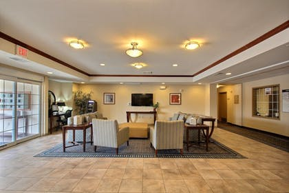 Interior Entrance | Candlewood Suites Milwaukee Airport