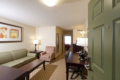Guestroom | Ayres Hotel Barstow