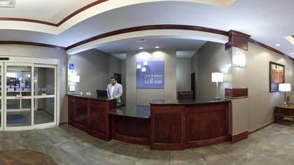 Reception | Holiday Inn Express Hotel and Suites Fort Stockton