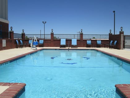 Pool | Holiday Inn Express Hotel and Suites Fort Stockton