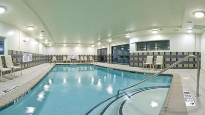Indoor Pool   Holiday Inn Express & Suites Clemson