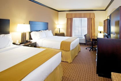 Guestroom | Holiday Inn Express Hotel & Suites Corpus Christi