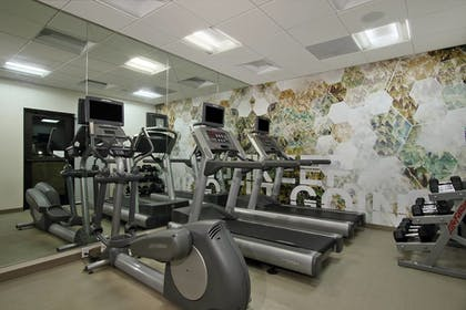 Fitness Facility | SpringHill Suites by Marriott Madera